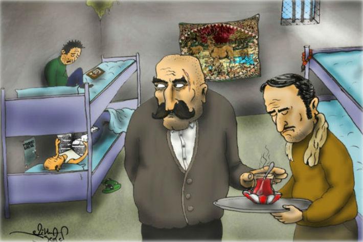 Hapishane hikayesi Baba