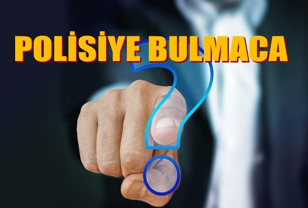 POLİSİYE BULMACA